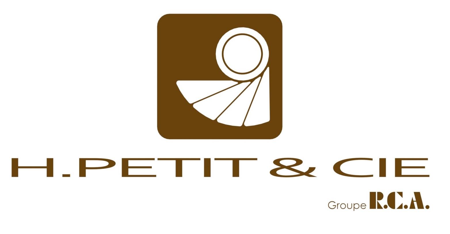 Logo de l'exposant : H.PETIT & CIE