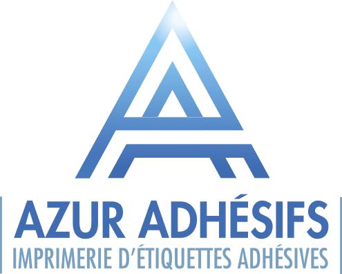 Logo de l'exposant : AZUR ADHÉSIFS