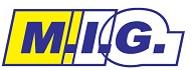 Logo de l'exposant : MIG MÉTALLERIE INDUSTRIELLE GIRAUD