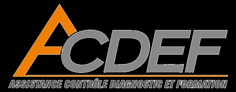 Logo de l'exposant : ACDEF